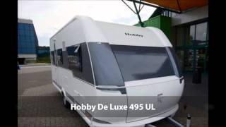 Hobby De Luxe 495 UL - Coppens Rekreatie