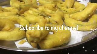 Capsicum Fritters | Capsicum Bajji | Capsicum Rings | Bell Pepper Bajji Recipe