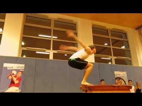 HAK + Sport Rohrbach ab Schuljahr 2014/2015 Turner