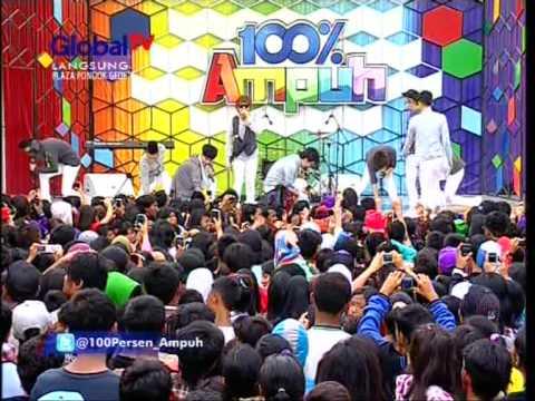 S9B (SUPER9BOYZ) Live At 100% Ampuh (29-12-2012) Courtesy GLOBAL TV