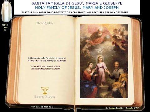 La Santa Famiglia di Nazaret