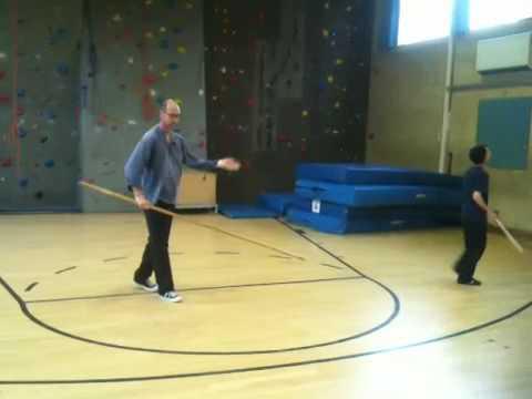 Wu Dan Spear Applications