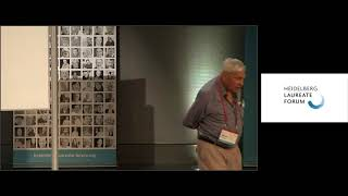 5th HLF – Lecture: Stephen Smale