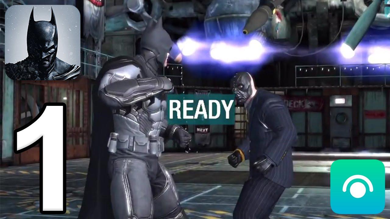 Batman: Arkham Origins Official Trailer - YouTube