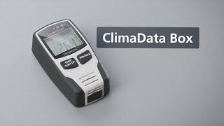 Innovation - ClimaData Box - 082.031A