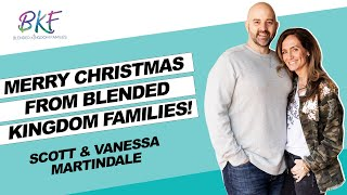 Merry Christmas from Blended Kingdom Families!