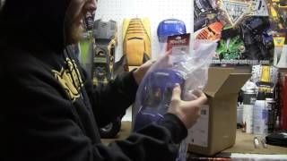 Traxxas BIGFOOT Firestone RC Monster Truck Body Unboxing & Review