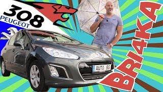 Bri4ka.com представя ревю на Peugeot 308
