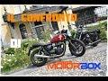 Moto Guzzi V9 Bobber vs Triumph Street Twin, il confronto di MotorBox