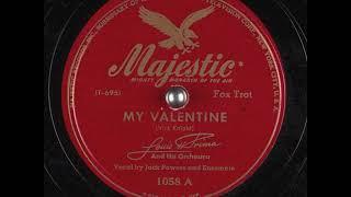 My Valentine (1946) - Jack Powers