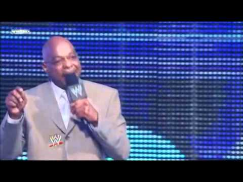 Teddy Long Dances With Zack Ryder -- 2011