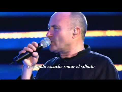 Phil Collins - Can't Stop Loving You (Subtítulos español)