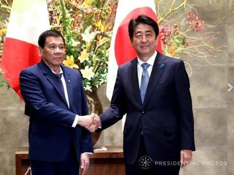 $6-B halaga ng investment deal, iuuwi ni Pres. Duterte mula sa Japan