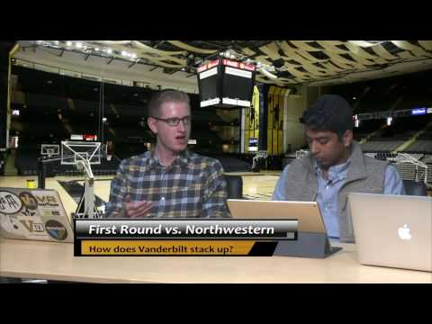 VU Sports Wired March 15, 2017: NCAA Tournament Preview