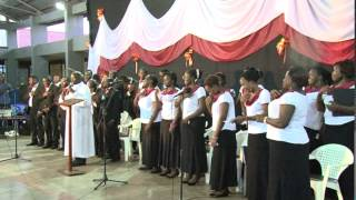 Marching united in Christ St Paul Choir Mbuya