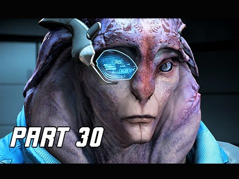 Mass Effect Andromeda Walkthrough Part 30 - VOELD VAULT (PC Ultra Let's Play Commentary)