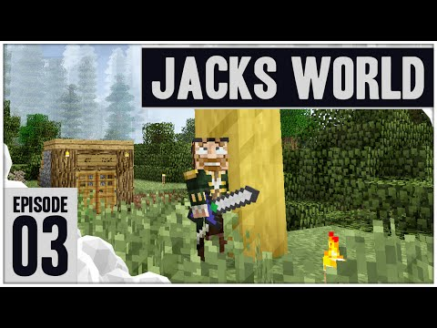 "Jack's World - ""DartCraft Tools!"" (EP03)"