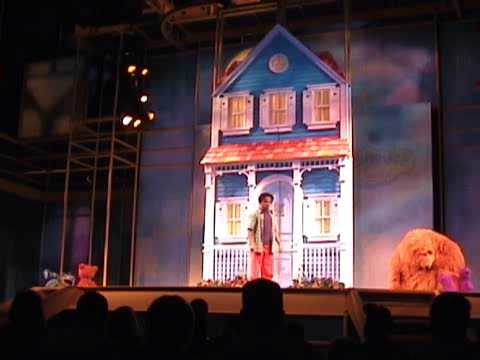 Playhouse disney live at wdw 2002 part 1 youtube for House music 2002