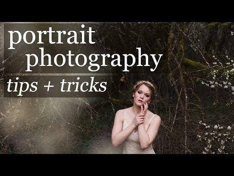 PORTRAIT PHOTOGRAPHY TIPS + TRICKS | 50mm natural light outdoor session