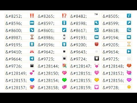 Коды для смайлов вк картинки