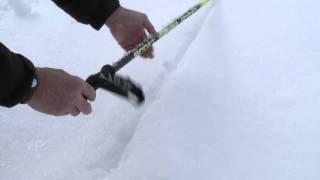 NaturFreunde Bergsport: Messen der Hangneigung beim Skitourengehen