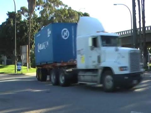 Port Of Long Beach Trucks
