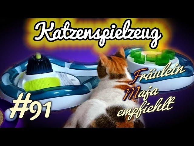 Katzenspielzeug–5 Katzenspielzeuge im Test (2018)-Fräulein Maja empfiehlt#091