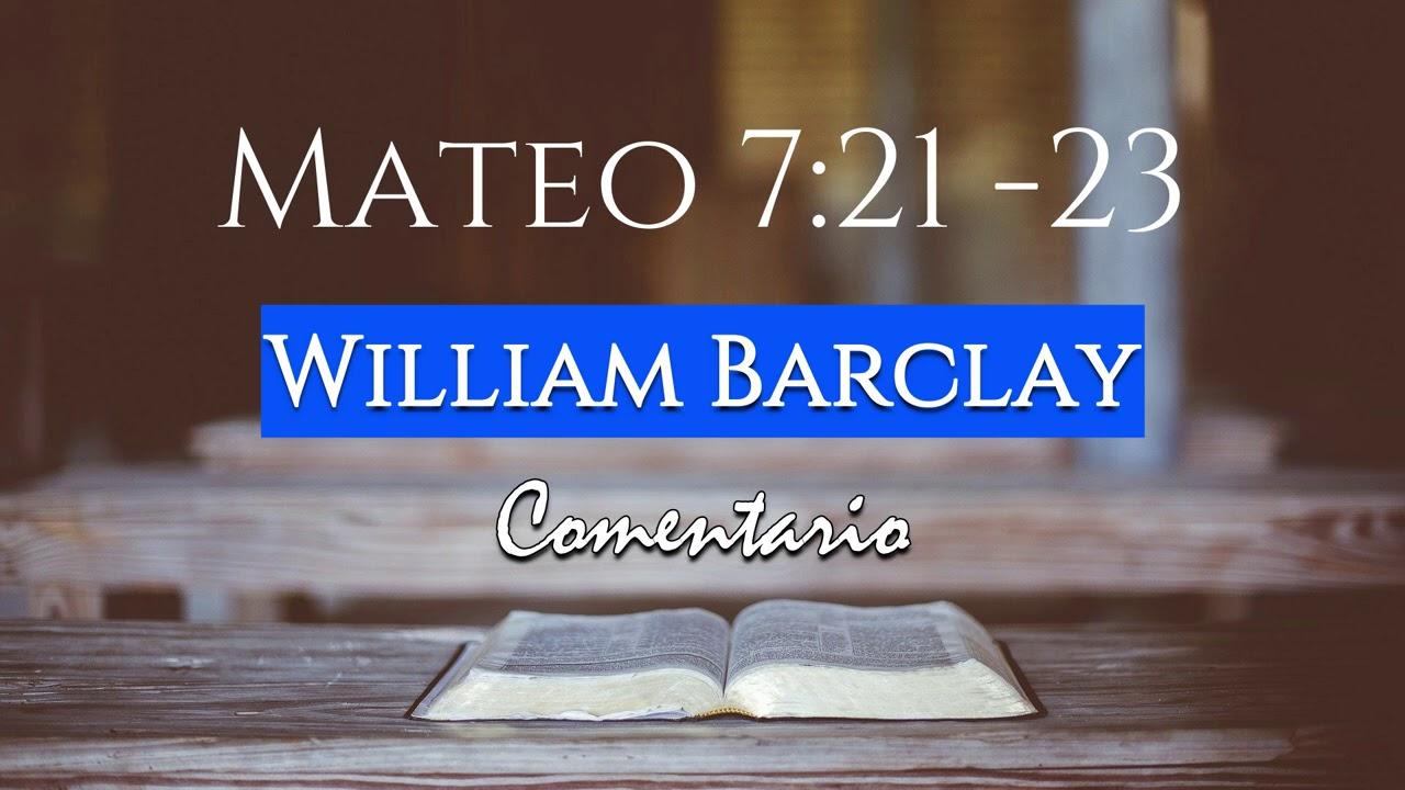 Mateo 7:21-23 No todo el que hace milagros, profetiza o echa fuera demonios entrará en el reino