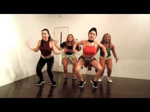 Wine To The Top - Vybz Kartel Ft Wizkid / Dancehall Choreography / Afro Dancehall Choreography