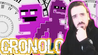 REACCIONANDO A LA CRONOLOGÍA DE FIVE NIGHTS AT FREDDY'S | BersGamer ( Fnaf )