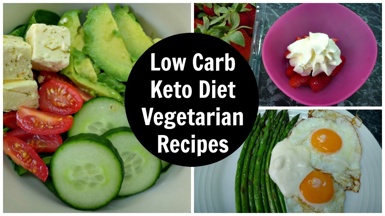 Full Day Of Eating Keto Vegetarian Meals Youtube