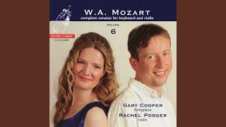 Sonata in F Major, KV 376 (374D) : III. Rondeau: Allegretto grazioso