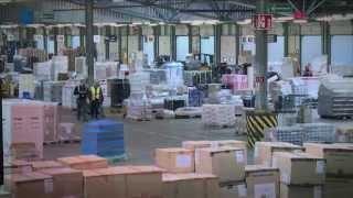 DB Schenker - dostawa i konfiguracja 2000 terminali mobilnych