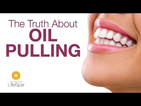 The Truth About Oil Pulling | John Douillard's LifeSpa