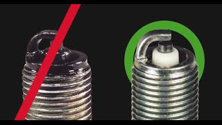 how to identify a fouled spark plug   ngk