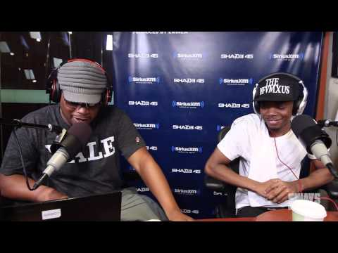 Semi The G.A.W.D. Crushes His Get In The Game Freestyle! | Sway's Universe