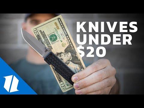 The Best EDC Pocket Knives Under $20 | Knife Banter S2 (Ep 25)