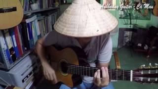 Đập vỡ cây đàn (Bolero Guitar) - Anhbaduy Guitar Cà Mau