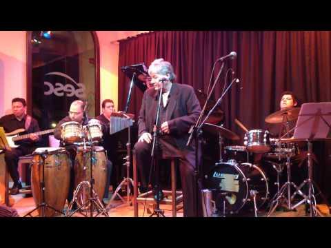 Daniel Benitez ao vivo