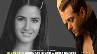 KISI NAZAR KO TERA ( Singers, Bhupinder Singh & Asha Bhosle )