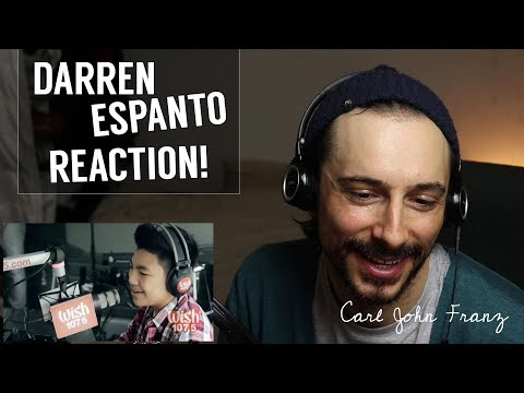 Vocal Coach REACTS to Darren Espanto - Chandelier