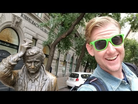 #416 (9/26/2017) BUDAPEST : Parliament, Columbo, Shoes On The Danube, & Veli Bej Bath