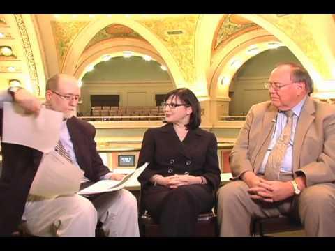 Sen Majority Leader Dave Senjem & Sen Minority Leader Terri Bonoff on Capitol Conversations