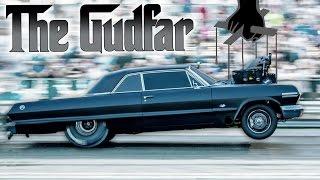 SCARY Blown Hemi Impala - The GUDFAR!