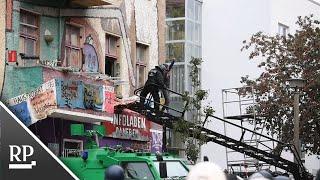 Berlin: Besetztes Haus
