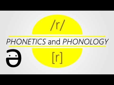 Explained: The relationship between phonetics and phonology