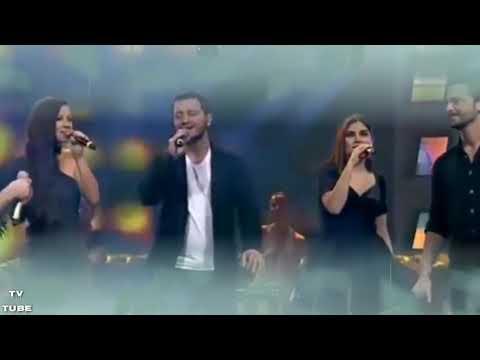 Ahmet Kural ve Murat Cemcir canlı Performans -Yaradan Kurban Beyaz Show