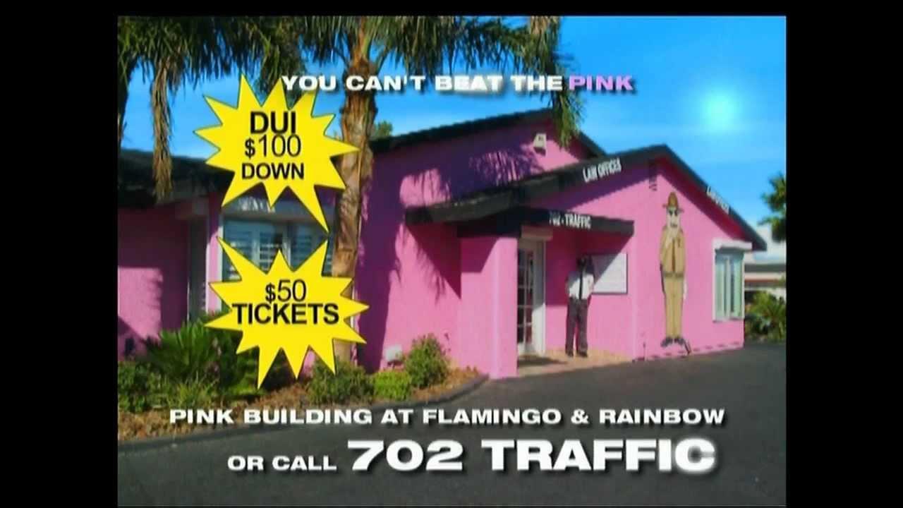702 Traffic Pink Building Tv 15 Hd 720p