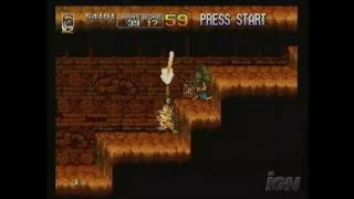 Metal Slug 4 & 5  Xbox Gameplay - Metal Slug 5 Boss
