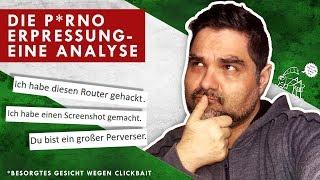 GEHACKT ??? #02 - Die Porno Erpressung  - Analyse einer Hacker-Mail | Grille